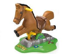 Houpací kůň ROCKY