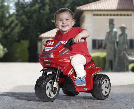 Mini Ducati Evo 15