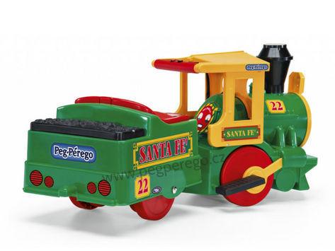 Santa Fé Train 3