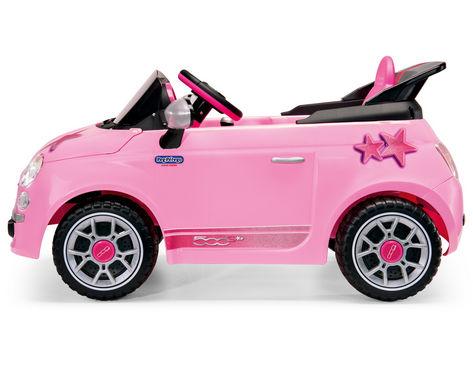 Fiat 500 Star Pink 1