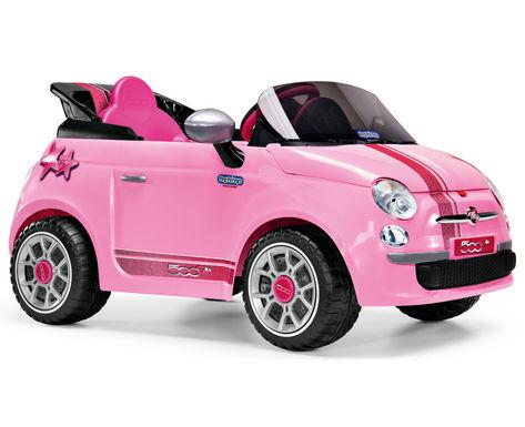 Fiat 500 Star Pink 3