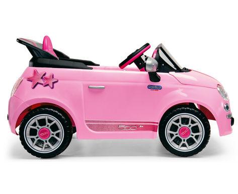 Fiat 500 Star Pink 4