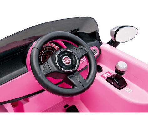 Fiat 500 Star Pink 8
