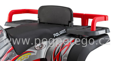 Polaris Sportsman 850 24V Silver 5