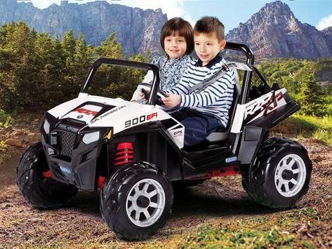 Polaris Ranger RZR 900 1