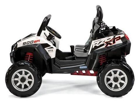 Polaris Ranger RZR 900 5