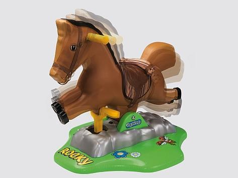 Houpací kůň ROCKY 1