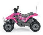 Corral Bearcat Pink 1
