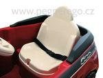 Fiat 500 6V červený 4