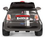 Fiat 500 S Grey 4