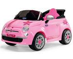 Fiat 500 Star Pink