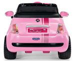 Fiat 500 Star Pink 6