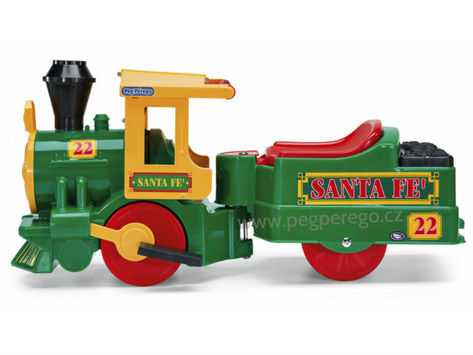 Santa Fé Train 1