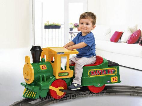 Santa Fé Train 8