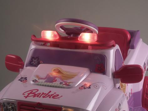 Barbie Car 2