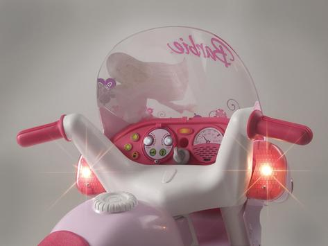 Barbie Scooter 2