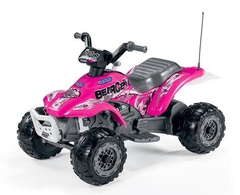 Corral Bearcat Pink