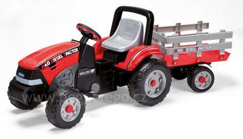 Maxi Diesel Tractor