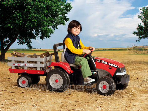 Maxi Diesel Tractor 1