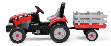 Maxi Diesel Tractor 2