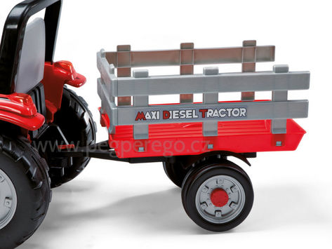 Maxi Diesel Tractor 6