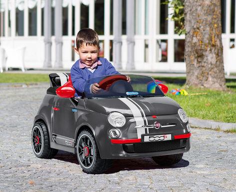 Fiat 500 S Grey 2