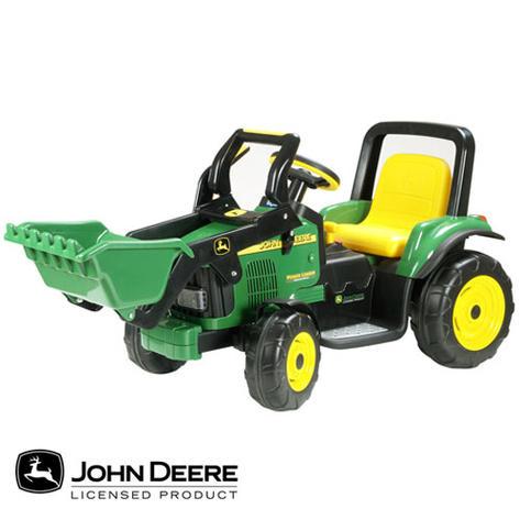 John Deere Power Loader