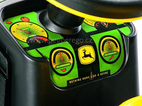 John Deere Power Pull 6v 4