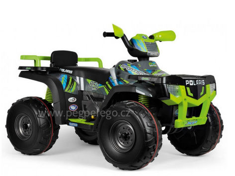 Polaris Sportsman 850 24V Lime 3