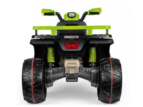 Polaris Sportsman 850 24V Lime 6