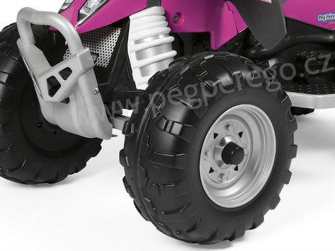 Polaris Outlaw Pink Power 3