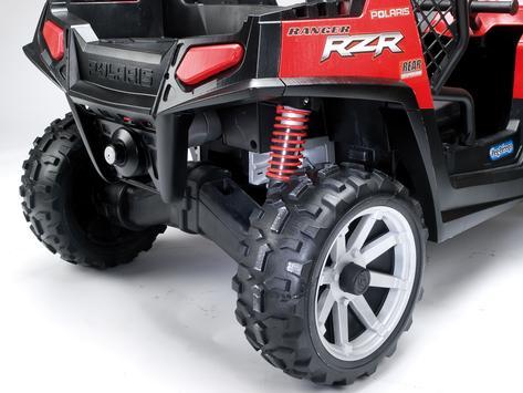 Polaris Ranger RZR 2