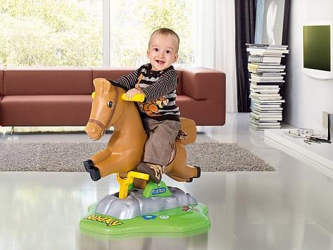 Houpací kůň ROCKY 2