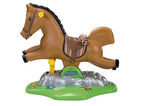 Houpací kůň ROCKY 3