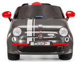 Fiat 500 S Grey 3